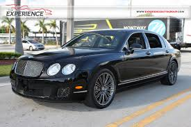 2009 bentley flying spur used 2009 bentley flying spur for sale fort lauderdale fl