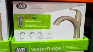 Wr Kitchen Faucet Waterridge Kitchen Faucet