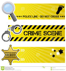 handcuffs and police badge on a glass royalty free stock photos