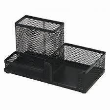 Black Wire Mesh Desk Accessories Wire Mesh Desk Accessories Desk Design Ideas