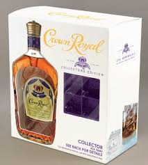 crown royal gift set crown royal deluxe w mold tray pack iowa abd