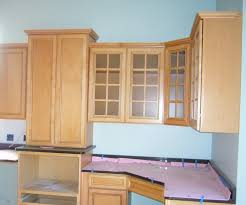 How To Put In Kitchen Cabinets Modern Look Of Glass Doors Kitchen Cabinets Zach Hooper Photo