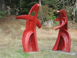 sculpture by michael dennis consulting vancouver
