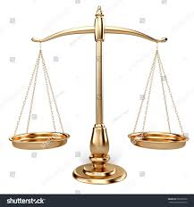 3d weight scale scales justice stock illustration 267699290