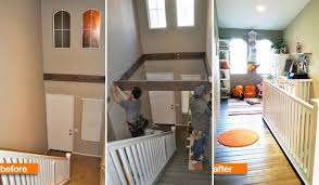 Staircase For Small Spaces Designs - insanely clever use of a dead space above a staircase amazing
