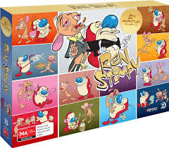 the ren stimpy show ren u0026 stimpy the complete collection amazon co uk dvd u0026 blu ray