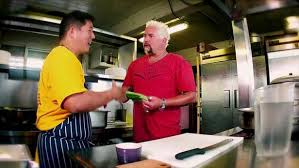 diners drive ins and dives comfort cookin highlight food