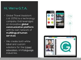 travel assistant images Global travel assistant ltd introduction jpg