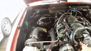 nissan frontier diesel swap d21 with an ls turbo first test drive youtube