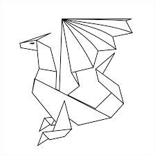 8 images dragon dot art coloring pages dot art coloring pages