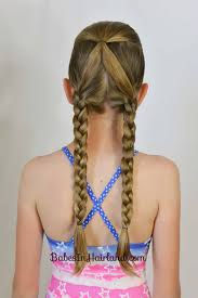 10 no fuss hairstyles for summer or the pool in hairland
