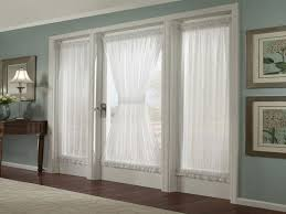 amazing window treatments for sliding glass doors amazing
