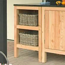 meuble cuisine exterieure bois meuble exterieur bois cool bar intrieur extrieur bois de