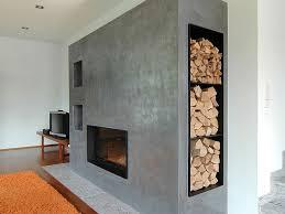 Deko Ofen Wohnzimmer Wandgestaltung Kamin Home Design Ideas
