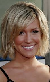 2017 blond layered bob for women over