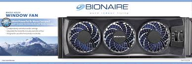most powerful window fan amazon com bionaire bwf0522m compact window fan with manual