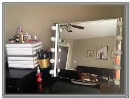 Vanity Makeup Lights Diy Makeup Vanity Mirror With Lights Home Design Ideas