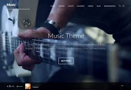 wp themes video background music artists events portfolios photographers and apps