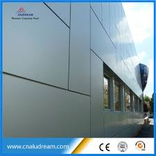 good quality 3mm thick dibond aluminium composite panel sheets for