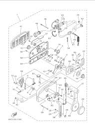 yamaha 703 remote control wiring diagram yamaha outboard remote