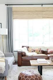 Brown Leather Sofa Living Room The 25 Best Brown Leather Sofas Ideas On Pinterest Leather