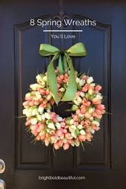 169 best accessorize your door images on pinterest spring
