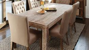Dining Table Rustic Wonderful The Clayton Dining Table Eclectic Room Atlanta By At