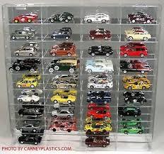 diecast toy vehicle display cases stands ebay 1 43 diecast minichs display case 36 comp auto art ebay