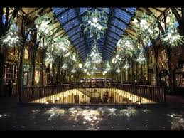 covent garden london christmas lights youtube