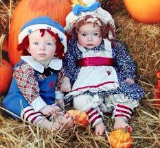 Raggedy Ann Halloween Costume Baby 17 Twin Halloween Costume Ideas Images Twin