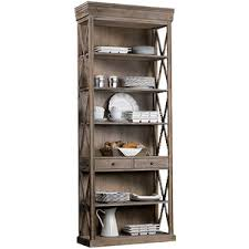 Weathered Bookcase Shelves Polyvore