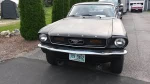 mustang 4 wheel drive 1966 66 mustang coupe 4x4 4 wheel drive 6 cyl automatic ac ps pb