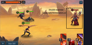 infernals heroes of hell damage disable enemies no cooldown hack