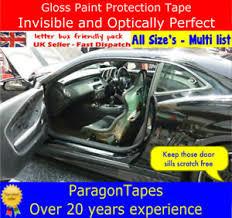 porta per auto 3mts clear car paint protection door edge sill boot lip