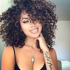 medium length afro caribbean curly hair styles hairstyles for naturally curly hair medium length medium
