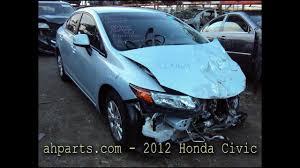 lexus dismantlers uk 2012 honda civic parts auto wreckers recyclers ahparts com acura