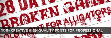 100 creative high quality free fonts for professional graphic