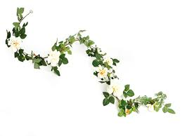 country baskets gold e commerce silk flowers garlands and