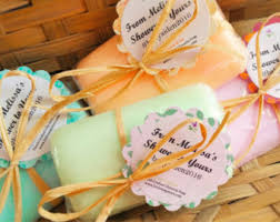 bridal shower gifts for guests bath tea soap tea party favors bridal shower favors baby