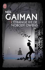 L'étrange vie de Nobody Owens (couverture)