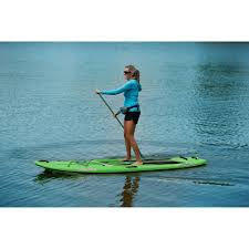sun dolphin seaquest 10 stand up paddleboard with bonus paddle