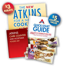 free quick start kit and 3 free atkins bars products i love