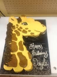 giraffe cake giraffe cupcake cake picture of s bakery grand