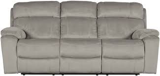 White Recliner Sofa Uhland Granite Power Reclining Sofa From Coleman Furniture