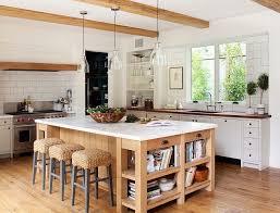 kitchen ceramic tile backsplash wooden island with white marble countertop ceramic tile backsplash