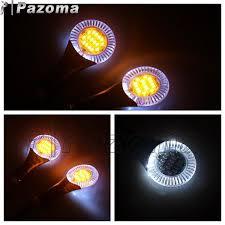 online cheap pazoma universal motorcycle led turn signal lamp