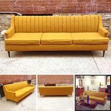 Flexsteel Sofas Prices 1950 U0027s Orange Sofa By Flexsteel Setting Up A Home Pinterest
