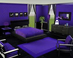 Custom  Grey And Purple Bedroom Design Pictures Inspiration - Bedroom design purple
