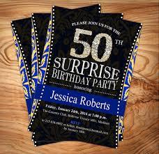 15 surprise birthday invitations free psd vector eps ai