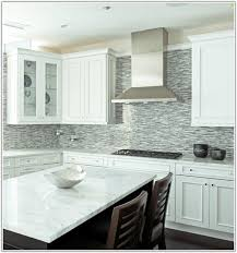 blue subway tile kitchen backsplash tiles home decorating